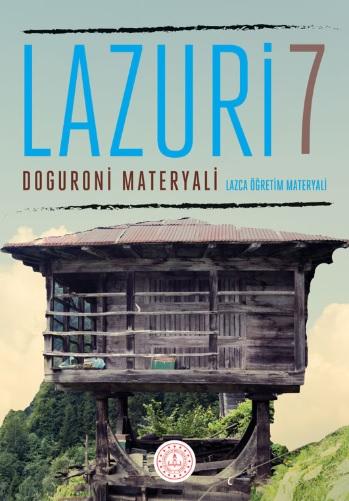 7.Sınıf Lazuri Lazca Öğretim Materyali Ders Kitabı pdf indir