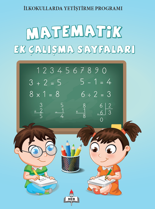 İYEP Matematik Ek Çalışma Sayfaları Kitabı - pdf