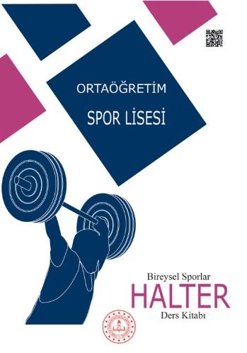 Spor Lisesi 10.Sınıf Bireysel Sporlar Halter Ders Kitabı pdf indir