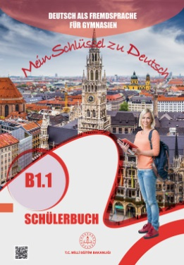 2020-2021 Yılı 11.Sınıf Almanca B.1.1 Ders Kitabı (MEB) pdf indir