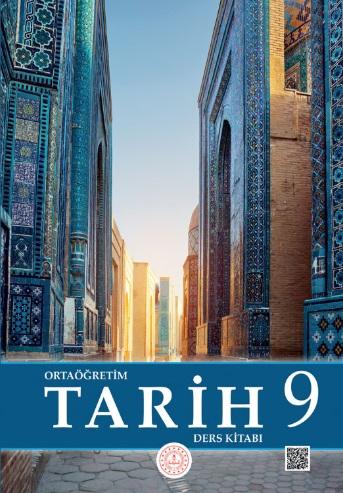 2019-2020 Yılı 9.Sınıf Tarih Ders Kitabı (MEB) pdf indir