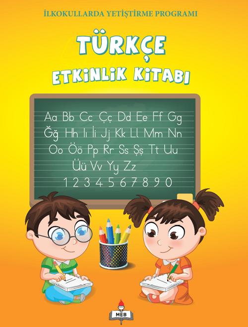 İYEP Türkçe Etkinlik Kitabı - pdf