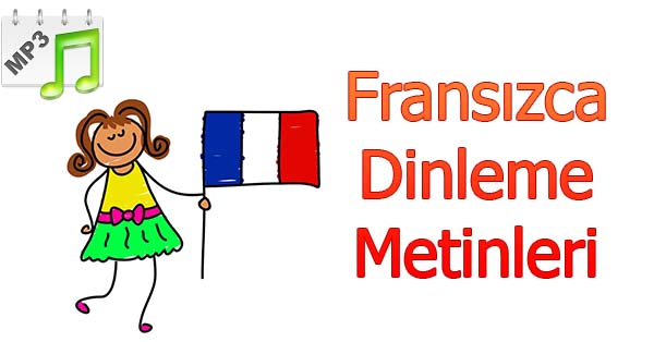 2019-2020 Yılı 9.Sınıf Fransızca A1.1 Ders ve Çalışma Kitabı Dinleme Metinleri mp3 (MEB)