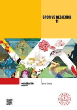 Spor Lisesi 11.Sınıf Spor ve Beslenme ders kitabı pdf indir