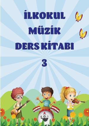 2018-2019 Yılı 3.Sınıf Müzik MEB Yayınları Ders Kitabı pdf