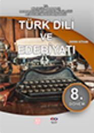 Açık Öğretim Lisesi Türk Dili ve Edebiyatı 8 Ders Kitabı pdf indir