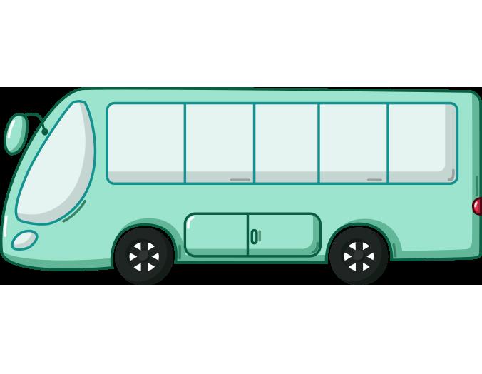 Otobüs resmi png