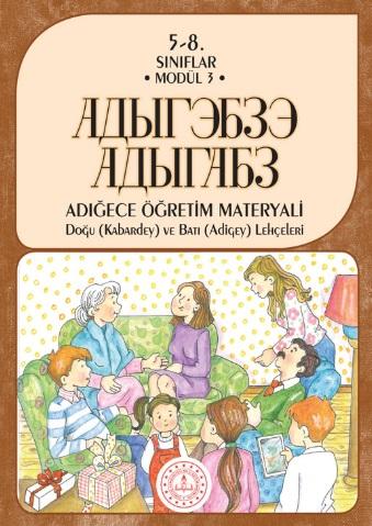7.Sınıf Adığece Öğretim Materyali Modül 3 Ders Kitabı pdf indir
