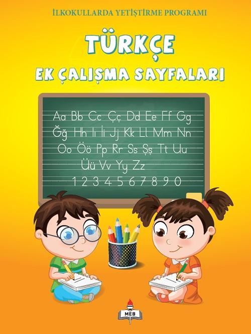 İYEP Türkçe Ek Çalışma Sayfaları Kitabı - pdf