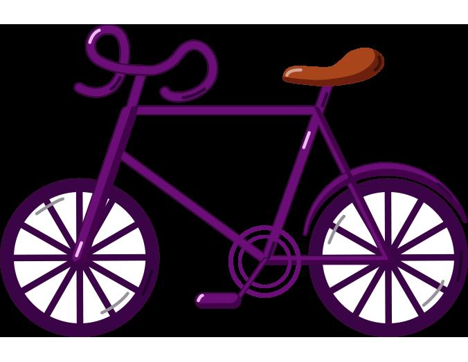 Mor motosiklet resmi png
