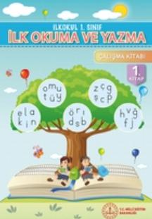 1.Sınıf İlkokuma Yazma Öğrenci Çalışma Kitabı 1 pdf indir