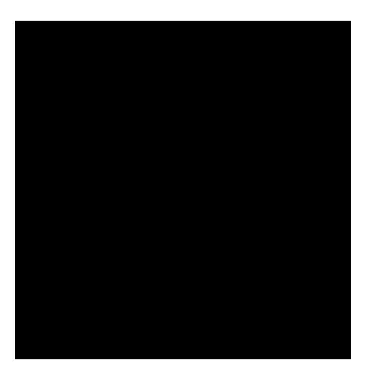 İçi figürlü kare şeklinde png çerçeve resmi
