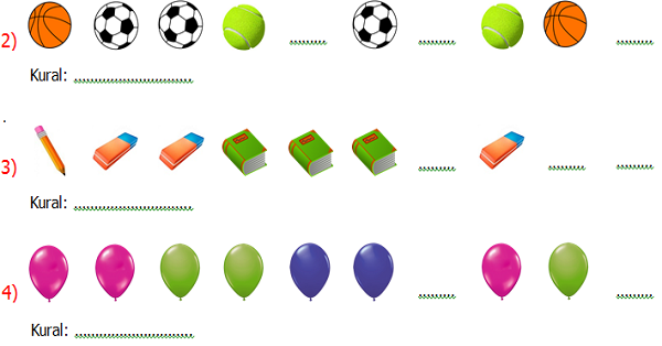 1 Sinif Matematik Geometrik Oruntuler Etkinligi 3 Meb Ders