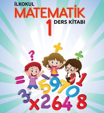 2019-2020 Yılı 1.Sınıf Matematik Ders Kitabı (Meb) pdf indir