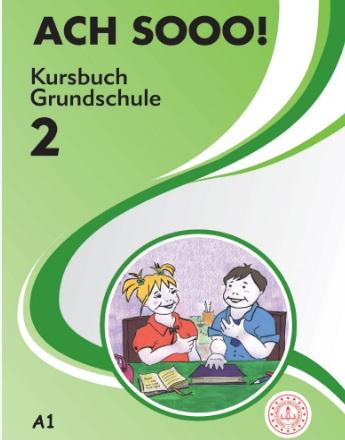 2019-2020 Yılı 2.Sınıf Almanca Ach Sooo Ders Kitabı (MEB) pdf indir