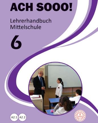 2020-2021 Yılı 6.Sınıf Almanca Ach Sooo Öğretmen Kitabı (MEB) pdf indir