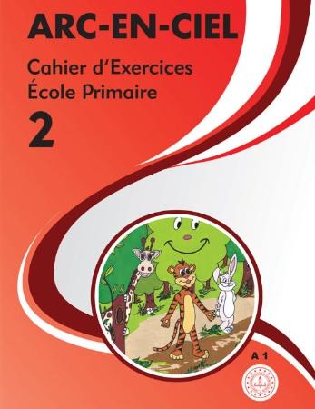 2020-2021 Yılı 2.Sınıf Arc En Ciel Fransızca Çalışma Kitabı (MEB) pdf indi