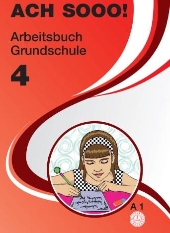 2019-2020 Yılı 4.Sınıf Almanca Ach Sooo Çalışma Kitabı (MEB) pdf indir