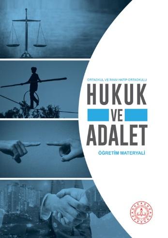 2020-2021 Yılı 6.Sınıf Hukuk ve Adalet Öğretim Materyali Kitabı (MEB) pdf indir