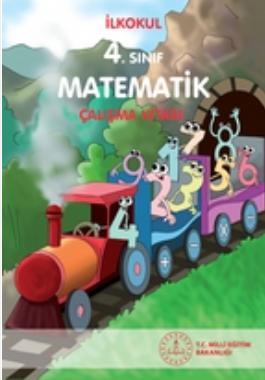 4.Sınıf Matematik Öğrenci Çalışma Kitabı pdf indir