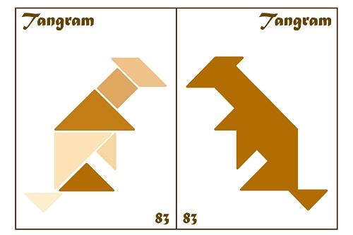 Tangram Kartları 42