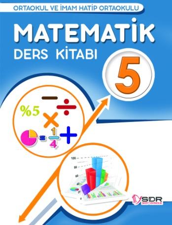 2019-2020 Yılı 5.Sınıf Matematik Ders Kitabı (SDR Dikey Yayıncılık) pdf indir