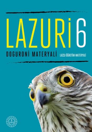 6.Sınıf Lazuri Lazca Öğretim Materyali Ders Kitabı pdf indir