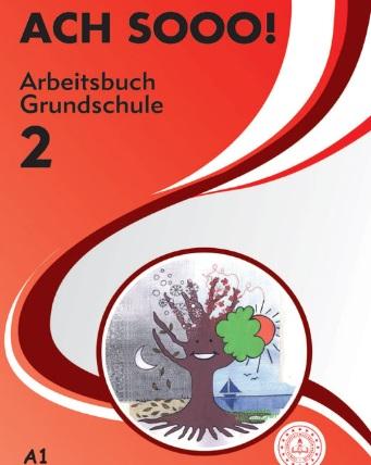 2019-2020 Yılı 2.Sınıf Almanca Ach Sooo Çalışma Kitabı (MEB) pdf indir