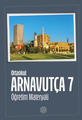 7.Sınıf Arnavutça Öğretim Materyali Ders Kitabı pdf indir
