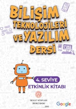 2019-2020 Yılı 4.Sınıf Bilişim Teknolojileri ve Yazılım Dersi (4.Seviye Etkinlik Kitabı) pdf indir