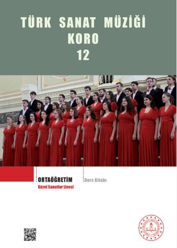 Güzel Sanatlar Lisesi 12.Sınıf Türk Sanat Müziği Koro (Ortak) Ders Kitabı pdf indir