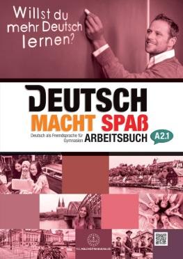 2020-2021 Yılı 9.Sınıf Almanca A.2.1 Çalışma Kitabı (MEB) pdf indir