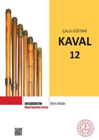 Güzel Sanatlar Lisesi 12.Sınıf Çalgı Eğitimi Kaval Ders Kitabı pdf indir