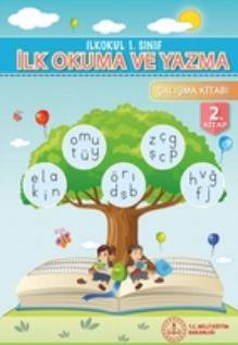 1.Sınıf İlkokuma Yazma Öğrenci Çalışma Kitabı 2 pdf indir