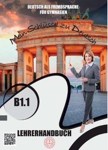 2020-2021 Yılı 9.Sınıf Almanca B.1.1 Öğretmen Kitabı (MEB) pdf indir