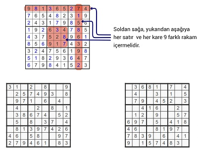 Kolay Sudoku 9