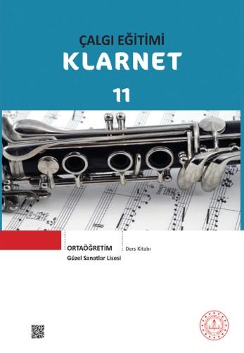 Güzel Sanatlar Lisesi 11.Sınıf Çalgı Eğitimi Klarnet Ders Kitabı pdf indir