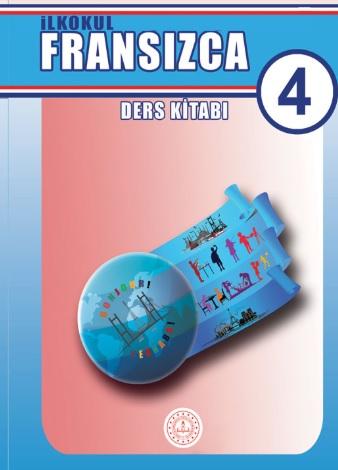 2020-2021 Yılı 4.Sınıf Fransızca Ders Kitabı (MEB) pdf indir