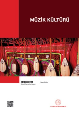 Güzel Sanatlar Lisesi 11.Sınıf Müzik Kültürü Ders Kitabı pdf indir