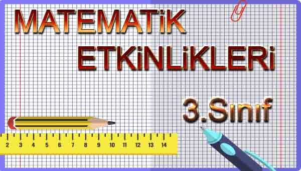 3.Sınıf Matematik Çarpım Tablosu Oluşturalım Etkinliği