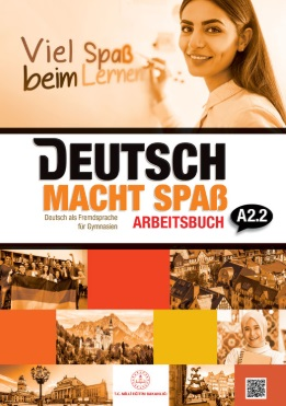 2020-2021 Yılı 9.Sınıf Almanca A.2.2 Çalışma Kitabı (MEB) pdf indir