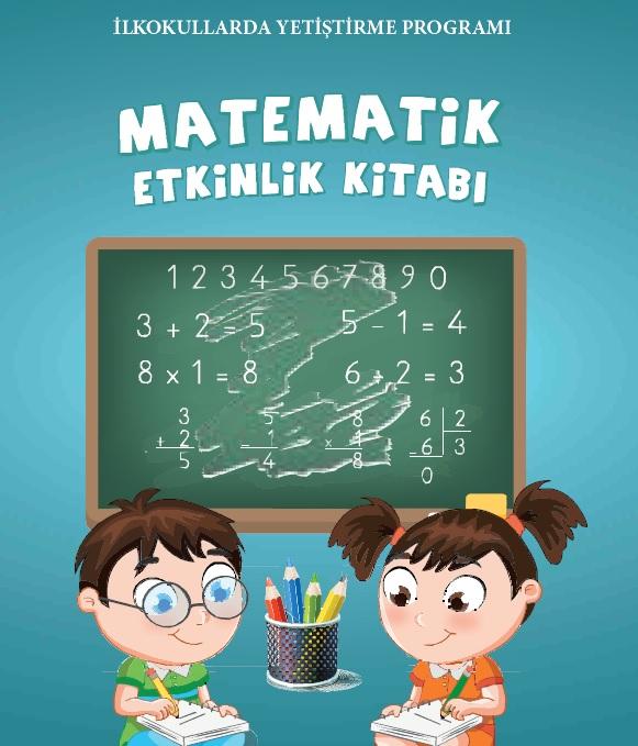 2019-2020 Yılı İYEP Matematik Etkinlik Kitabı - pdf indir