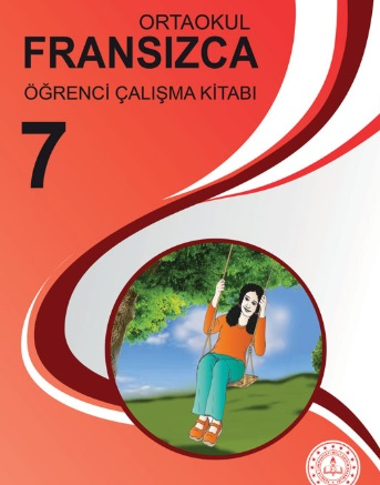2019-2020 Yılı 7.Sınıf Fransızca Çalışma Kitabı (MEB) pdf indir