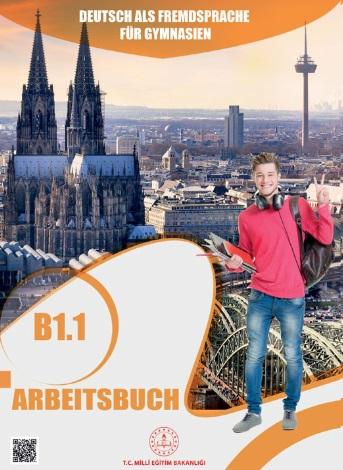 2020-2021 Yılı 9.Sınıf Almanca B.1.1 Çalışma Kitabı (MEB) pdf indir