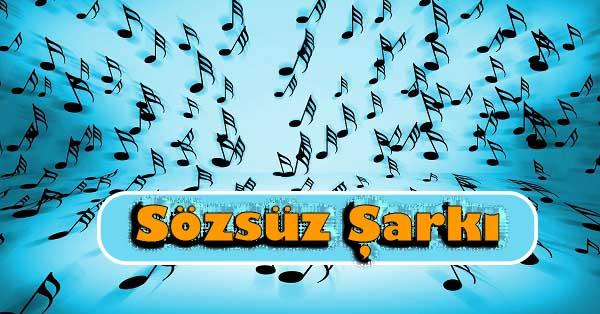 Bir şarkısın sen sözsüz şarkı müziği